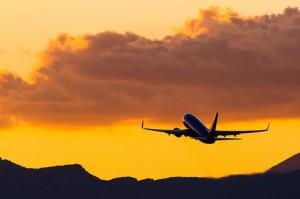 Vliegtickets Santorini