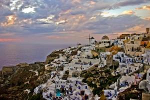 Weer Santorini